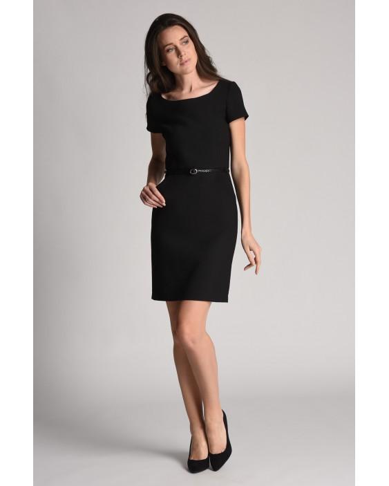 Short Sleeved fit Astri dress