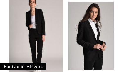 Pants and blazers Missary